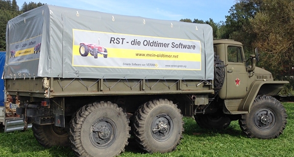 Oldtimer Software RST